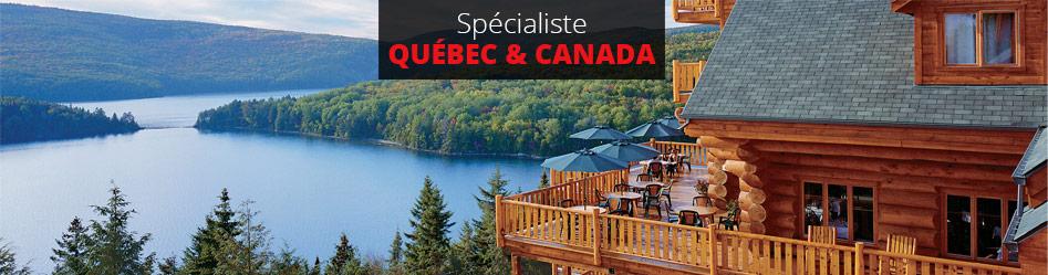 Spécialiste Québec & Canada