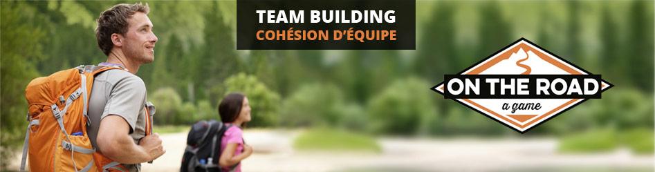 Team Building cohésion d'équipe